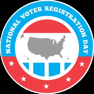 National Voter Registration Day, 9/24/2019
